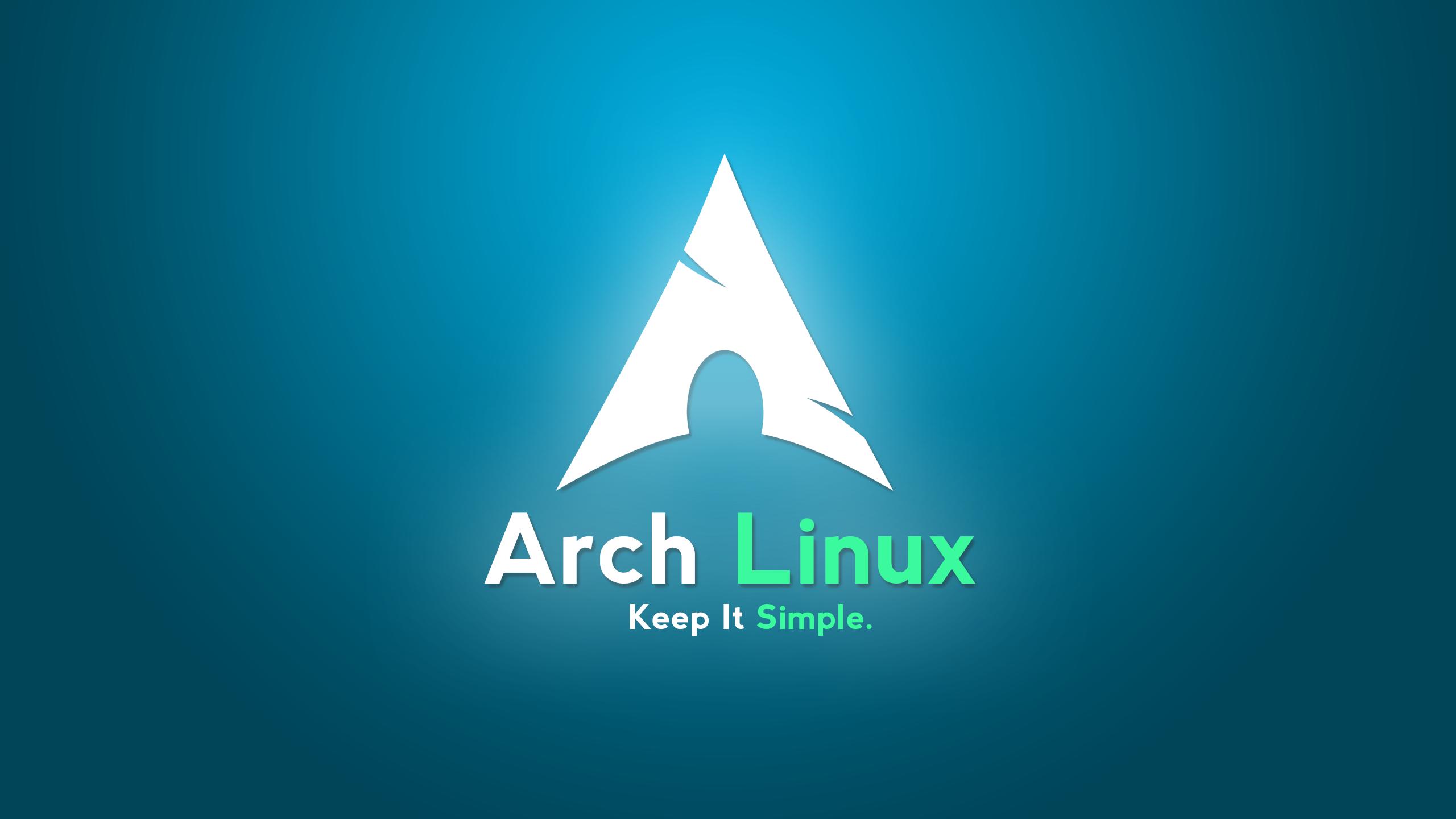 arch linux wallpaper black - photo #31