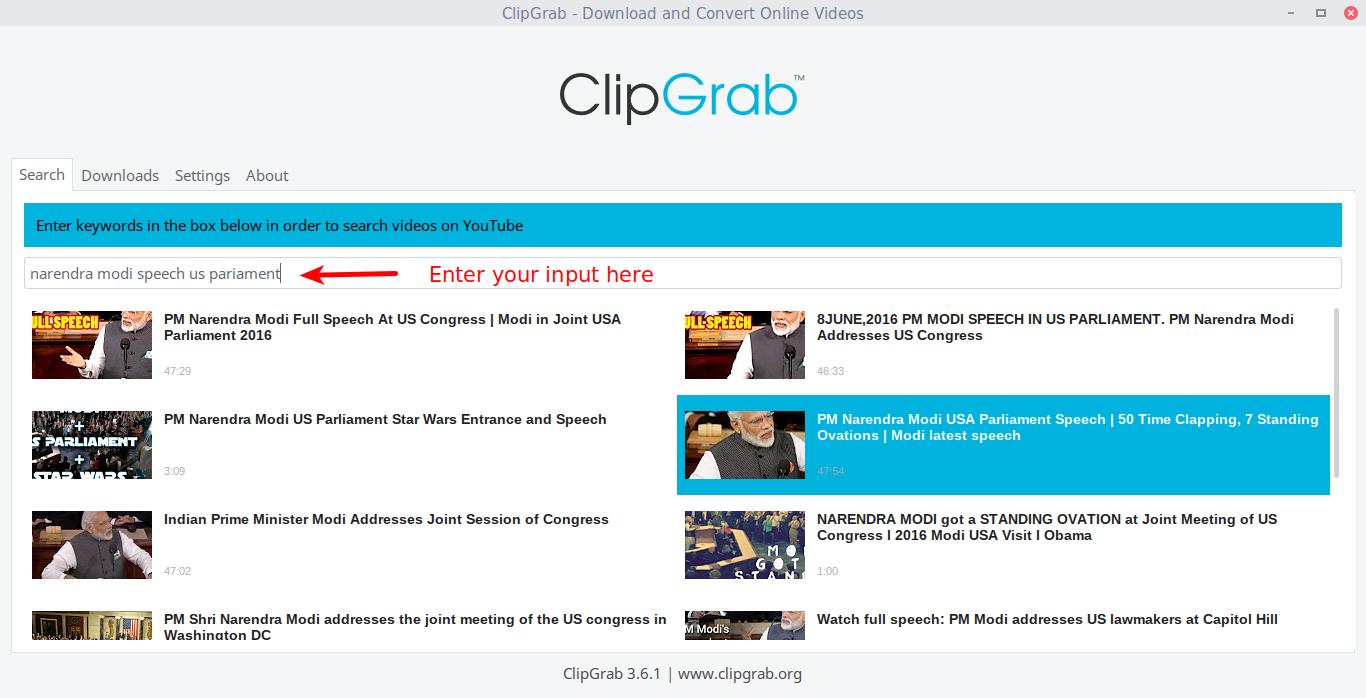 free download clip grab