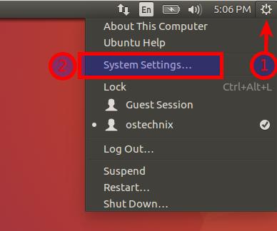 how to search on ubuntu