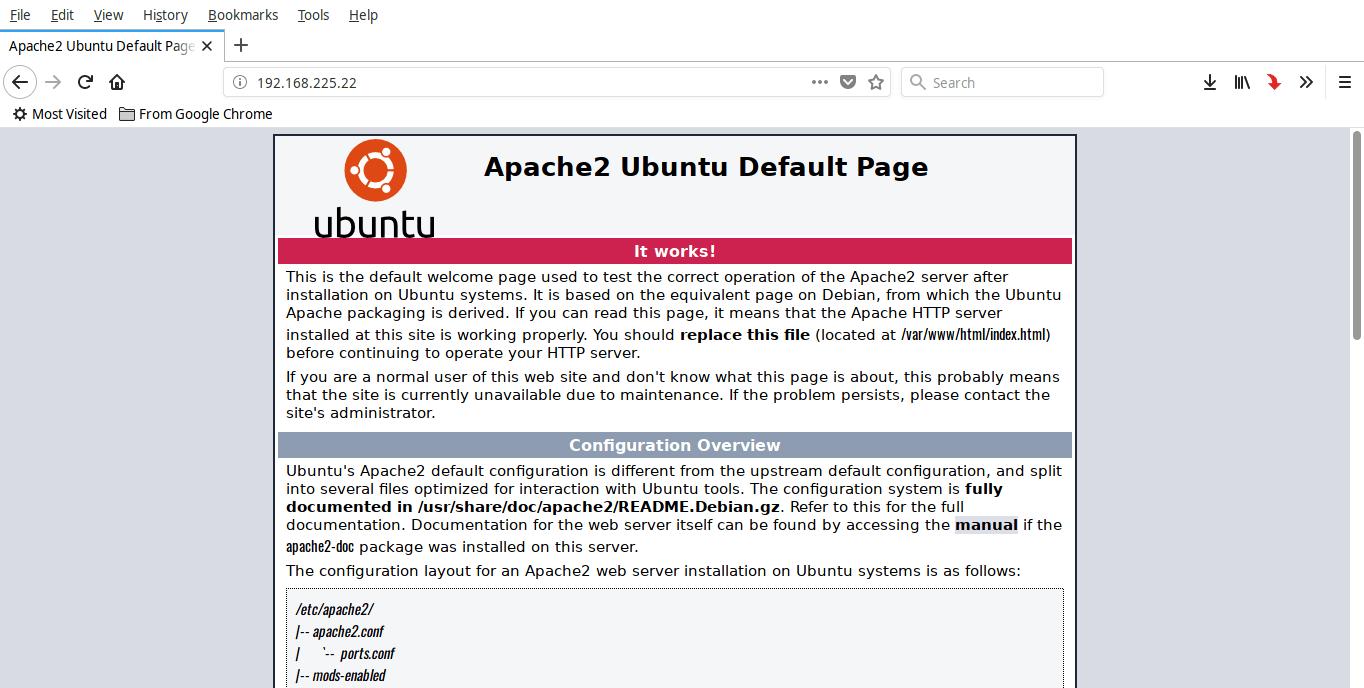 Install Apache, MySQL, PHP (LAMP) Stack On Ubuntu 18 04 LTS