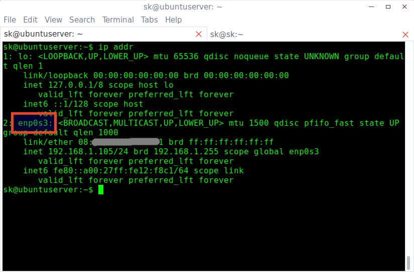 change mac address linux centos
