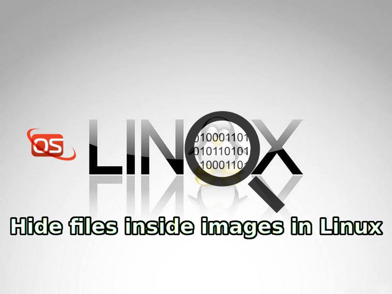 Steganography - Hide Files Inside Images In Linux - OSTechNix