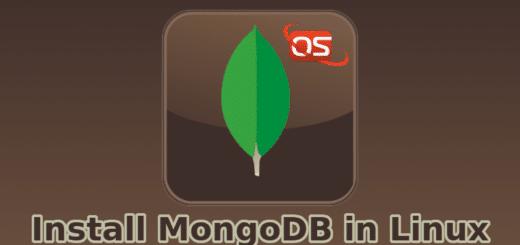 install mongodb linux mint