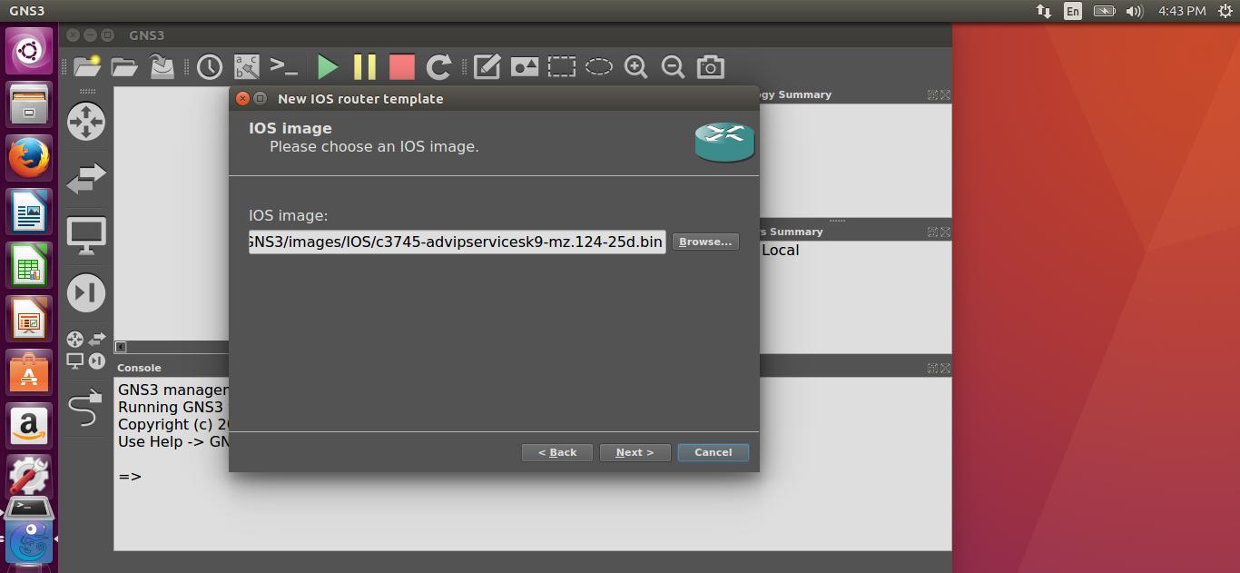how to find network device name ubuntu