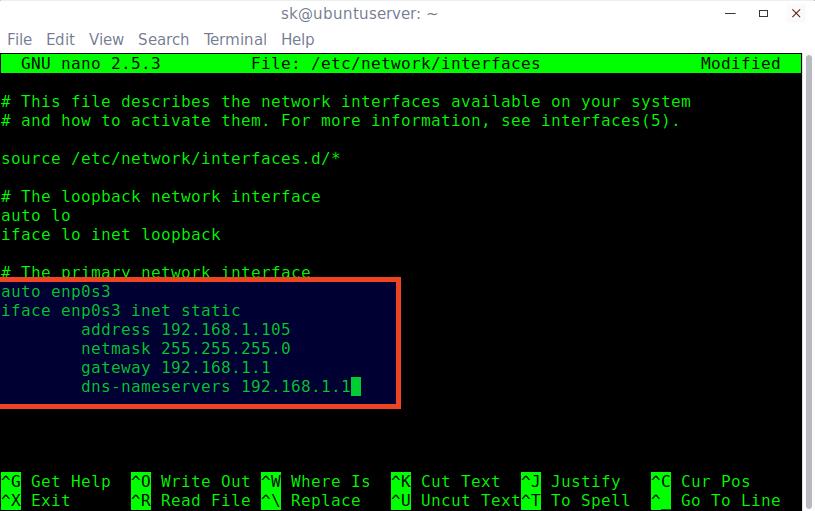 Ip Address Lookup Ubuntu command Line x get Mysql