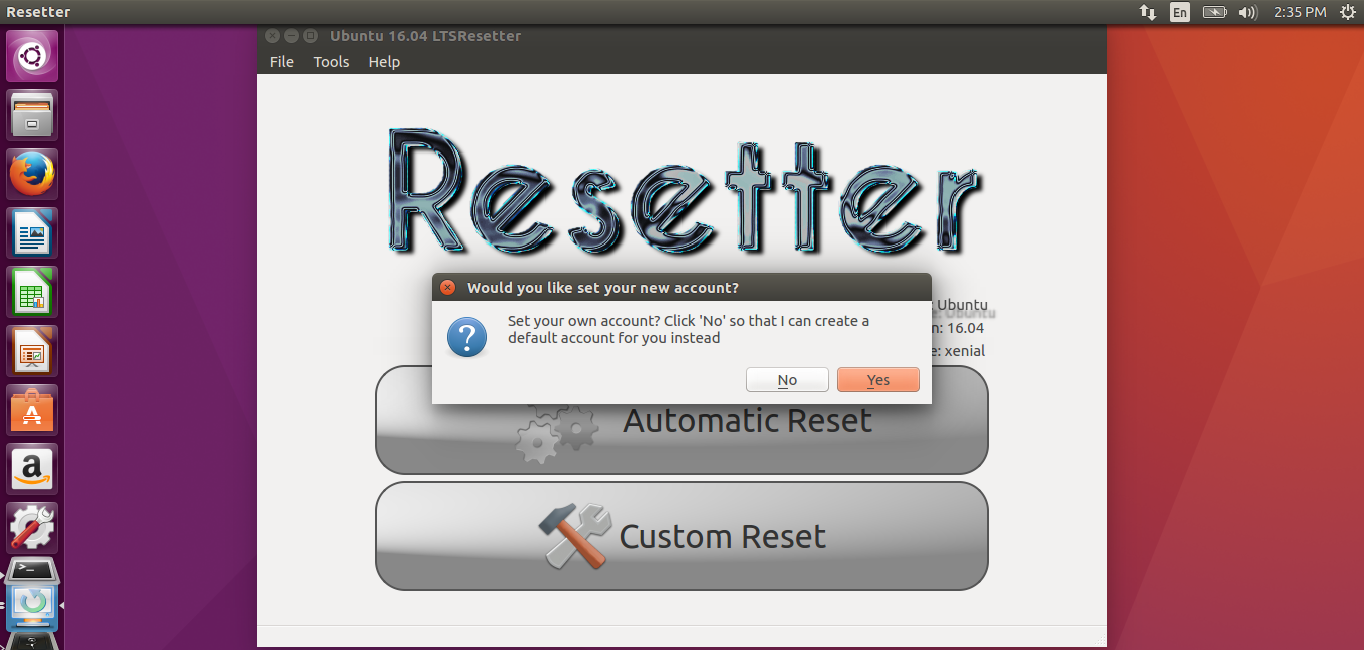 How To Reset Ubuntu To Factory Defaults - OSTechNix