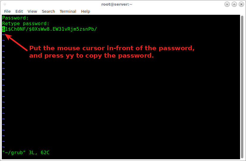 How To Password Protect GRUB Bootloader In Linux - OSTechNix