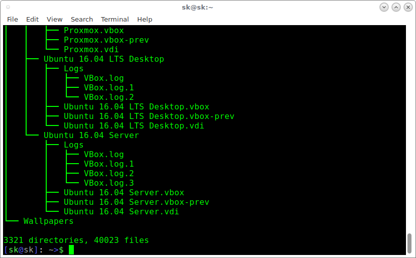 Mobile Ubuntu Folder Pictures - FHDQ