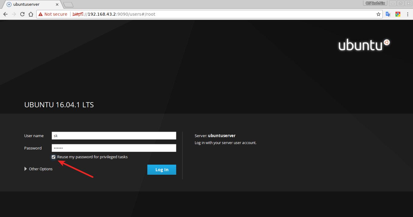 ubuntu new user cant login