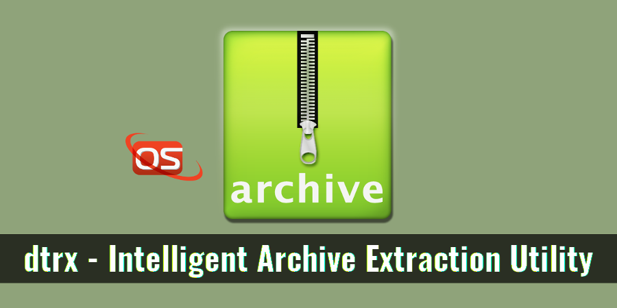 dtrx - The Universal Archive Extractor For Many Archive Types