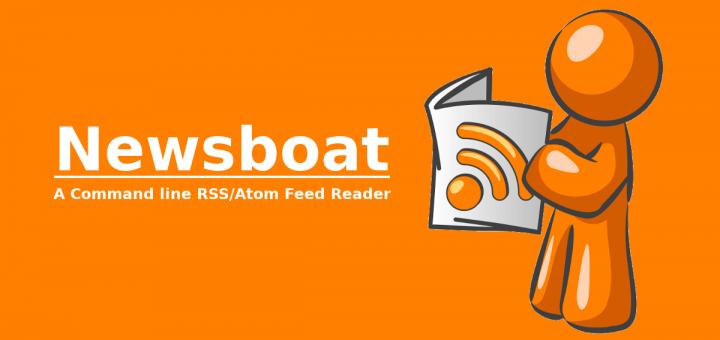 Newsboat RSS/Atom Feed reader