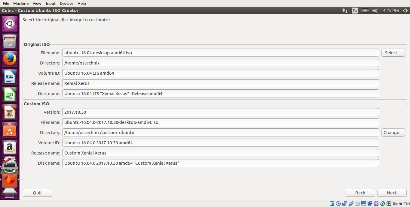 How To Create Custom Ubuntu Live CD Image - OSTechNix