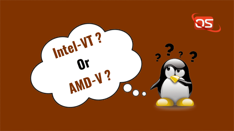 How To Find If A CPU Supports Virtualization Technology (VT)