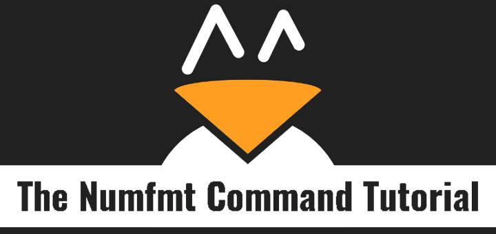 numfmt command