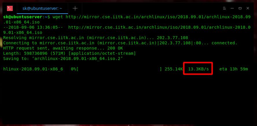How To Limit Network Bandwidth In Linux Using Wondershaper