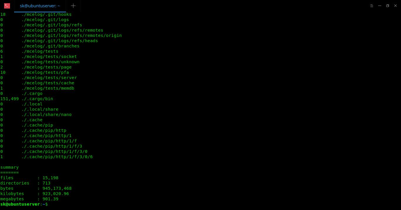 Some Good Alternatives To 'du' Command - OSTechNix